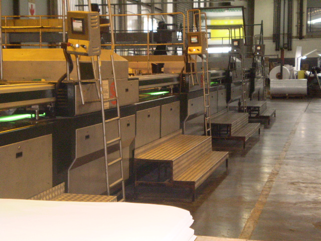 SIAS  Multiformula screen printing machine 2004
