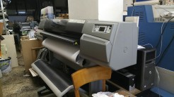 Plotter HP 5500 inkjet UV