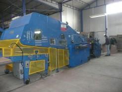 Diemaster automatic die-cutting press