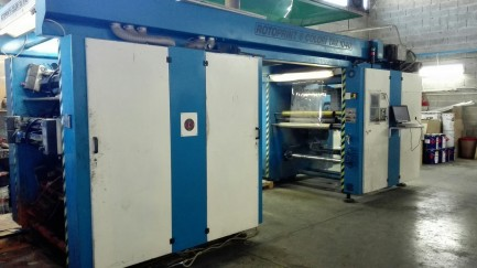 Rotoprint 1040/6 Multipress