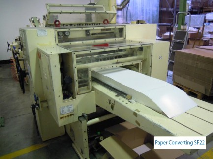 SF22 Paper Converting