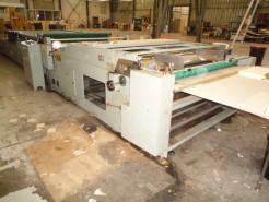 TMB 1600C SEMI AUTOMATIC SHEET TO SHEET LAMINATOR  1600 x 2000 mm