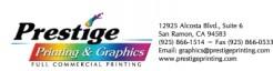 Prestige Printing & Graphics