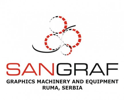 Sangraf - Graphics machinery and equipment Ruma, Serbia