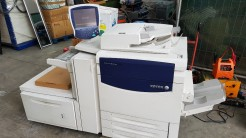6#2602 Xerox 700 Color Multifunction Printer with accessories