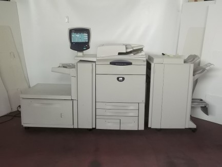 8#2602 Xerox DC252 Color Multifunction Printer Xerox