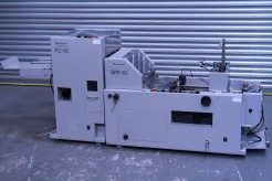 SPF 10 + FC10 Bookletmaker and Trimmer Horizon