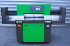 EBA 10/720 cnc Programmable Guillotine with Light Beam Guards
