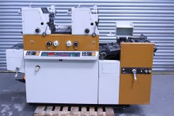 Ryobi/Itek 3985/ 3302 True Two Colours Offset Press