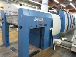 Rapida RA 105-5 SIS