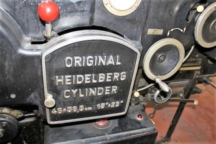 Heidelberg 35x50 (30#3985) Heidelberg