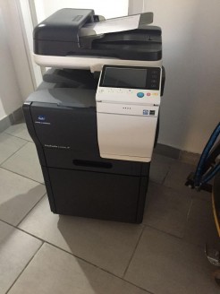 5#3270 Konica Minolta printer C3350