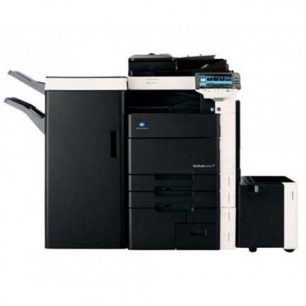 Konica Minolta Bizhub C552 Photocopier Machine Konica