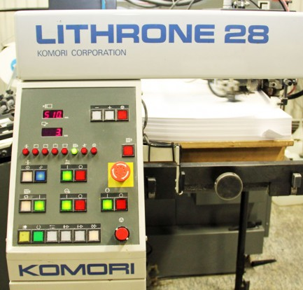 L-428 EH Komori
