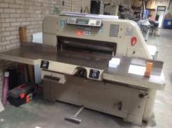 Paper guillotines machine Polar 82 EL