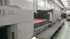 LITHRONE S 440M + C Komori