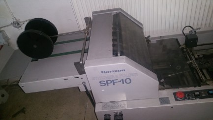 SPF-10 stitcher and folder Horizon