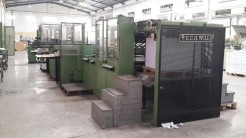 280F rulling machine E C H Willl