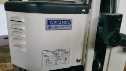 III 100 Filepecker