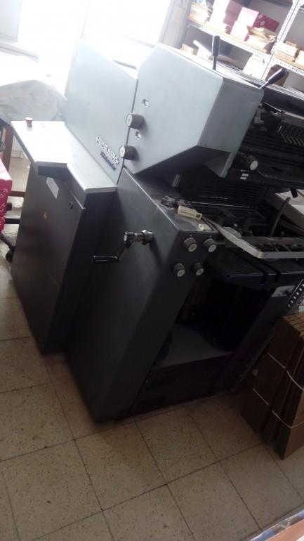 Printmaster QM 46 - 2 Plus(N+P) Heidelberg