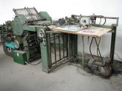 K58/6KTL folding machine Stahl