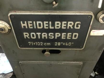 Rotaspeed Heidelberg