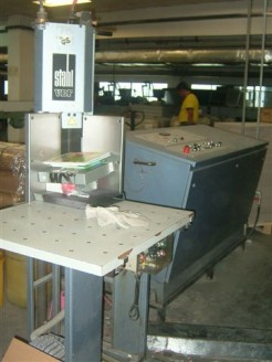 Corner Cutting Machine (EKS 400)