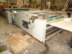 TMB 1600C SEMI AUTOMATIC SHEET TO SHEET LAMINATOR  1600 x 2000 mm Shengtian
