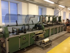 Safir II Wrapping line