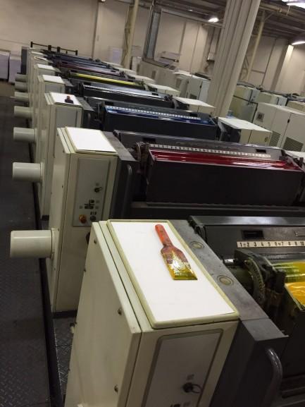 708P Hi Print Man-Roland
