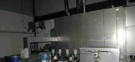 AUTOMATIC SCREEN WASHER Varioclean