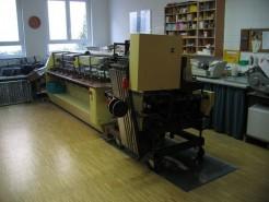 Zusammentragmaschine Laconda B 43