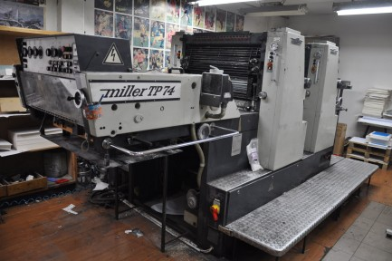 TP 74-2P Miller
