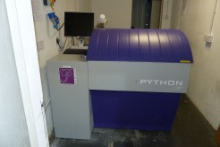 CT Laser Platemaker Python CTP plus Workstation