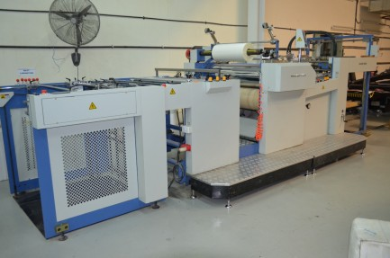 Guang Ming Thermal Lamination machine China