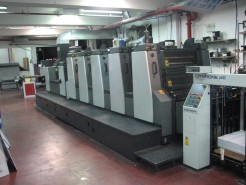 L528+C-EM UV press