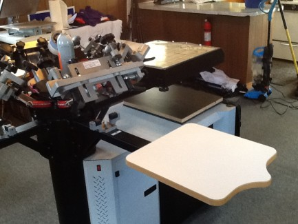 Complete Screen Printing Equipment for Sale!!!