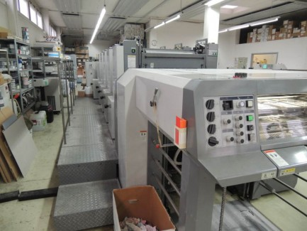2007 - RYOBI 755 XL