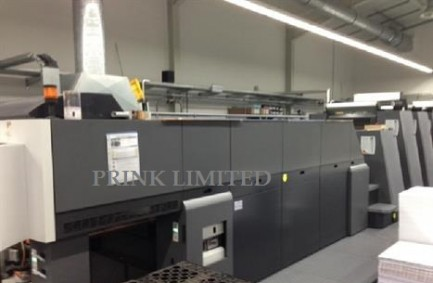 HEIDELBERG CD 74 6+LX+UV (F) 2005