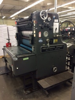 Heidelberg SORD  for SALE
